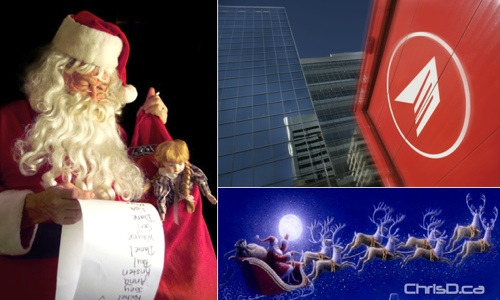 Send santa a letter canada post 11 posts - 3 authors - .