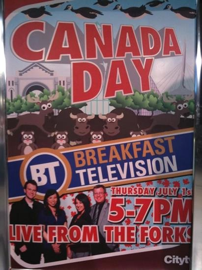 Winnipeg's Canada Day 2010 Events Guide | ChrisD.